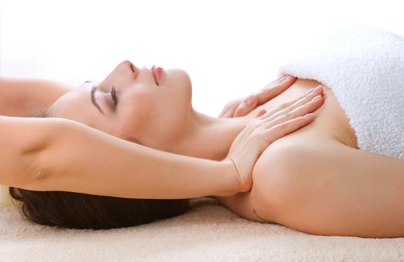 Il mondo della bellezza_Massaggio relax